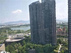 融信澜园临近恒大建发东边套视野好中高楼看碧湖仅售15000