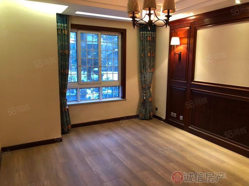 市中心,安静小区,4室2厅2卫2阳台精装,房东换房