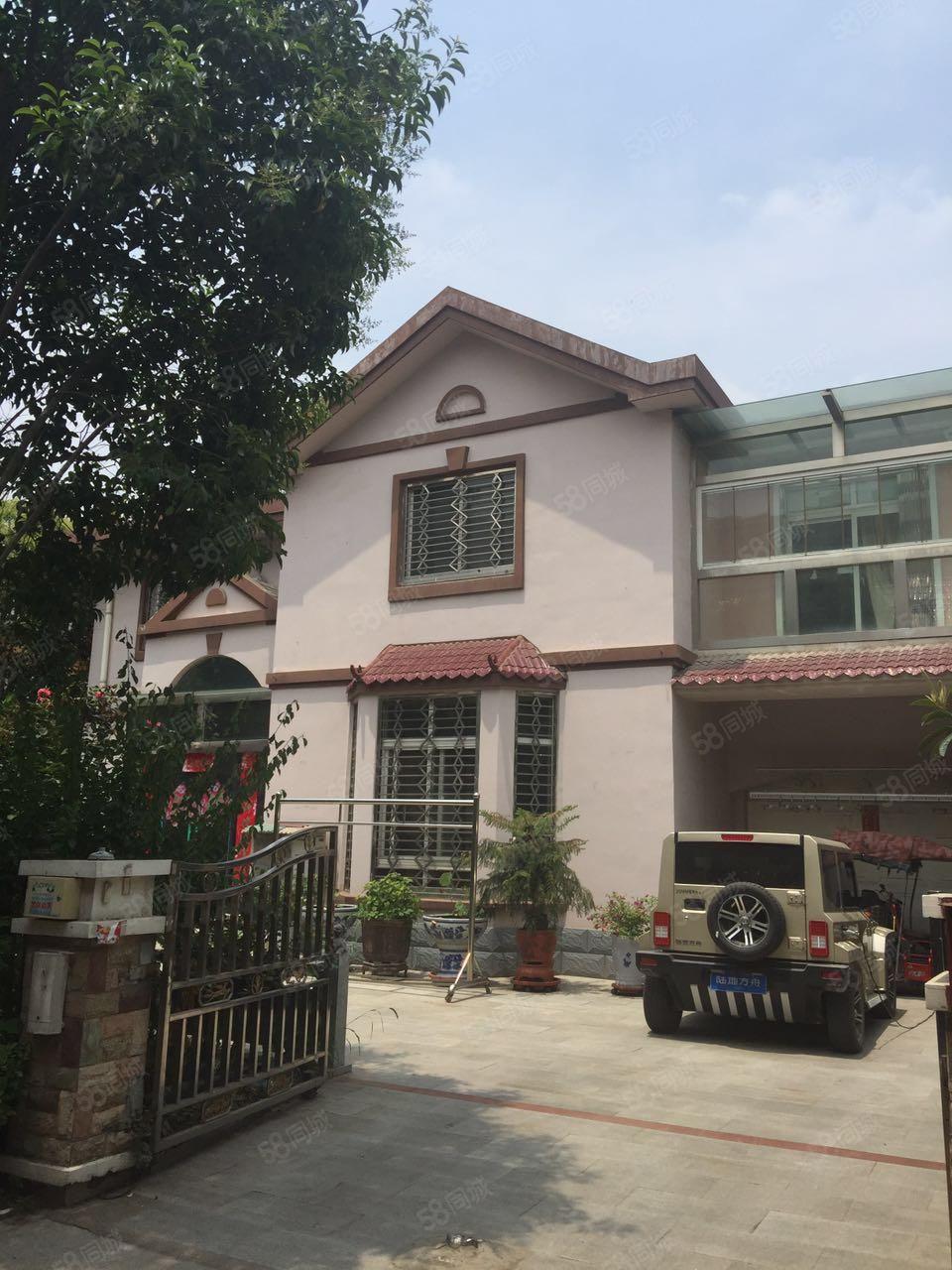 兰亭山水独栋别墅,带小院,独具特色自然资源宁静和谐