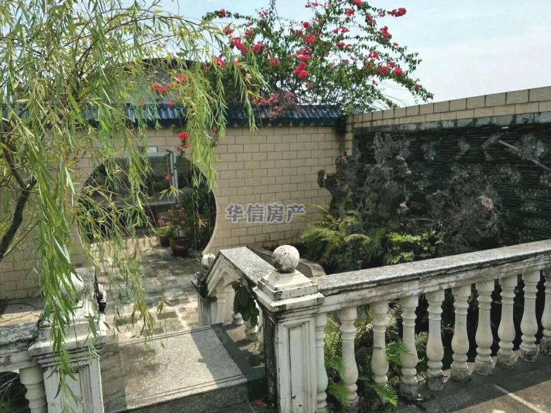 江北广场旁大落地窗河景房楼层好视野广带楼顶花园