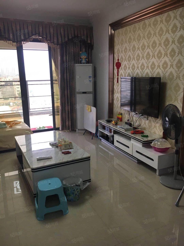 稀有房源,京源上景,电梯精装2房1厅2卫,家具齐全,大阳台