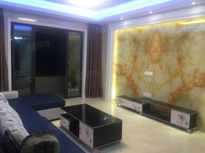 万达广场3室2卫2厅豪华装修设备齐全拎包入住