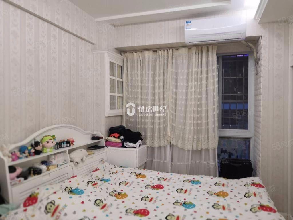 中国红旁边怡和丽景电梯中层精装房家具全送房东诚意出售