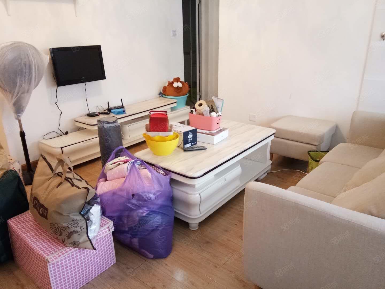 堰山二期,电梯温馨套一带空调,家具家电齐全,房东诚心出租