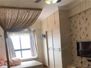 水岸精装1房,家电家具齐全拎包入住