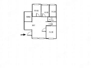 郦景阳光行政公馆办公出租,422