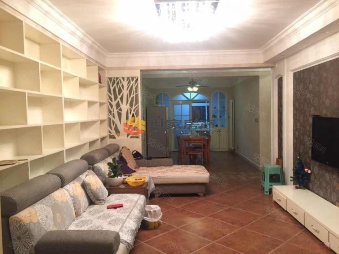 (中亨都市花园)3室150平,挑高客厅宽敞大气,卧室搭配