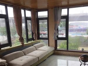 中州大道家和万世花园独栋别墅简单装修适合办公