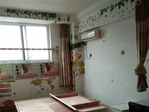 水晶公寓1300元1室1厅1卫精装修,依山傍水,风景优
