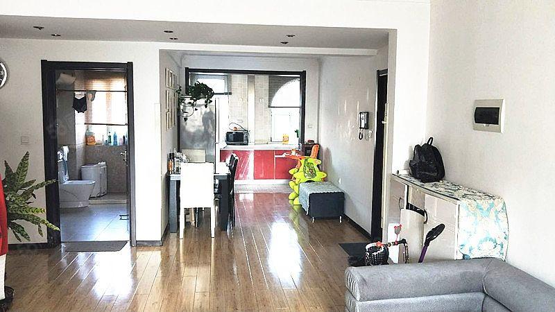 [万家地产]宝.地城D区天鹅堡112平无大税中等装修急售