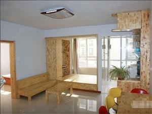 水岸帝景,69平2室,实木家具家电齐全,年租15000!