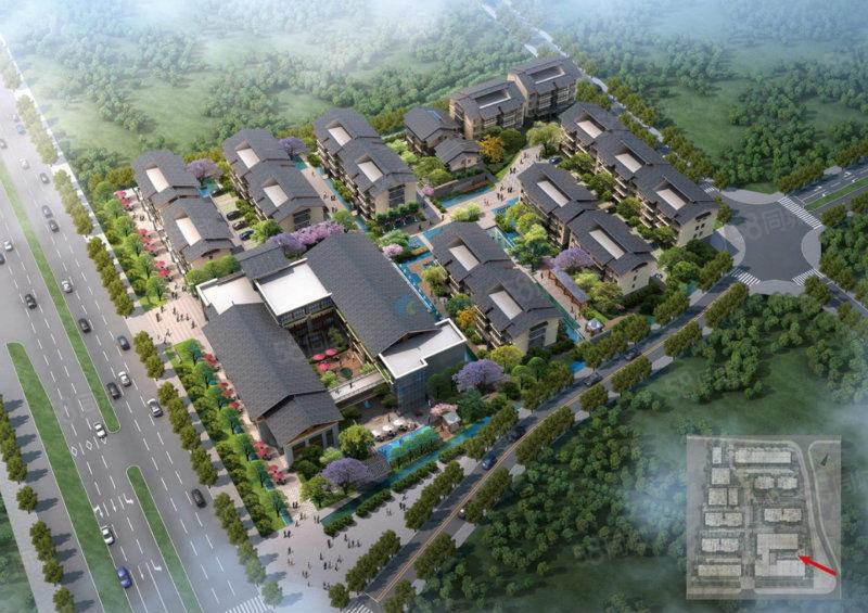 古城精装两房通气的产权酒店公寓67平配套齐全沃尔玛祥和商业旁