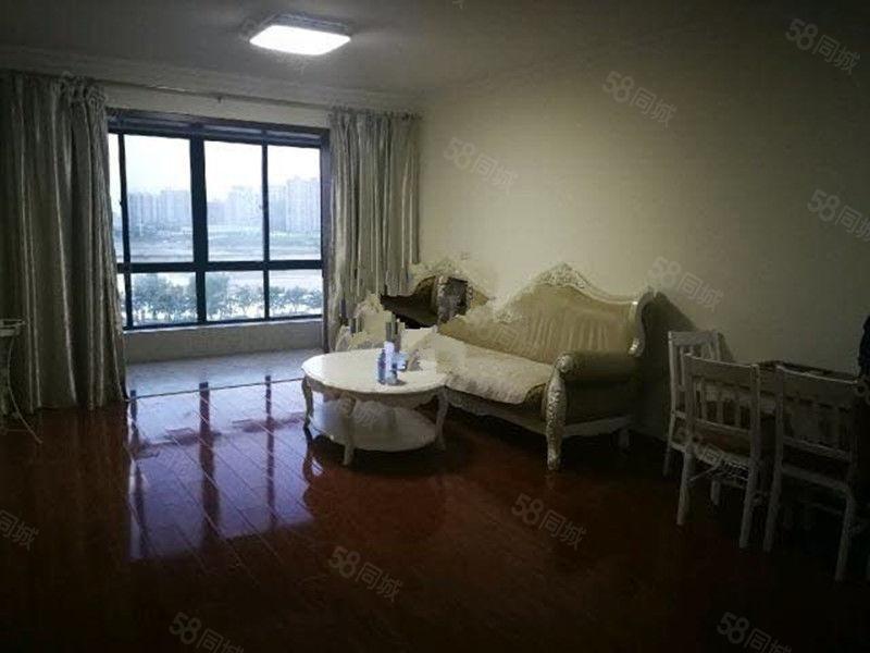 咸阳湖畔+林湖苑+2室拎包入住