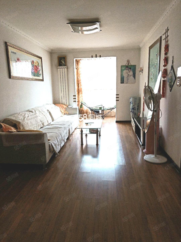 渤船家园,85平精装2室,家具家电齐全,年租15600!