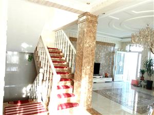 名人雅居别墅豪华装修五层440米七室四厅四卫独门独院