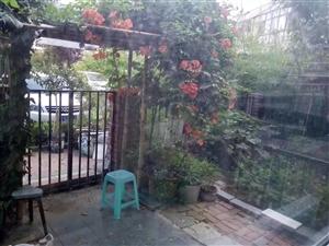 贵和花园一楼带院两居室证过二房主急售