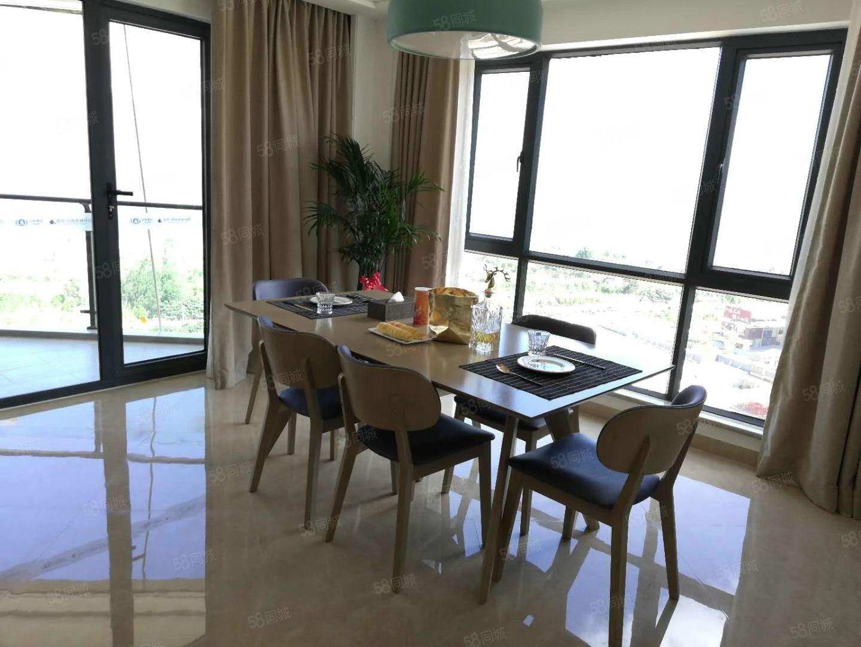 洱海边景观3房带全套家具家电送50万豪华装修湿地旁