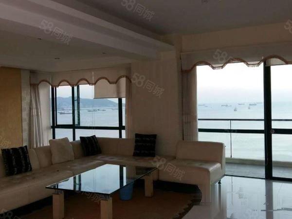 三亚湾兰海二期好房好房,两套打通248平无敌海景760万