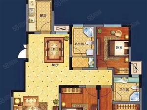 市中心丰中名邸大面积毛坯房生活便利出行方便