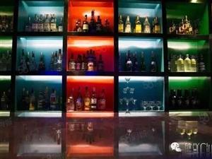 淡水酒吧百万豪华装修占地200平方
