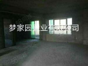 售丽佳水岸望江毛坯111平方三房格局