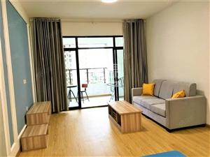 急租品质小区欧洲新城装修3房可月租家具家电齐全拎包入住