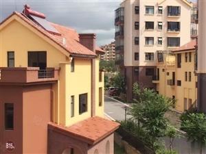 茶花谷别墅式大四房(新房婚房)厅出阳台环境幽美生活设施齐全