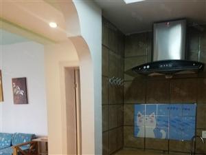 郦景阳光对面万达华城一室一厅一卫带阳台居家设备齐全中高