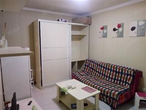 金水东风路数码公寓单身公寓一室一厅有趣的灵魂