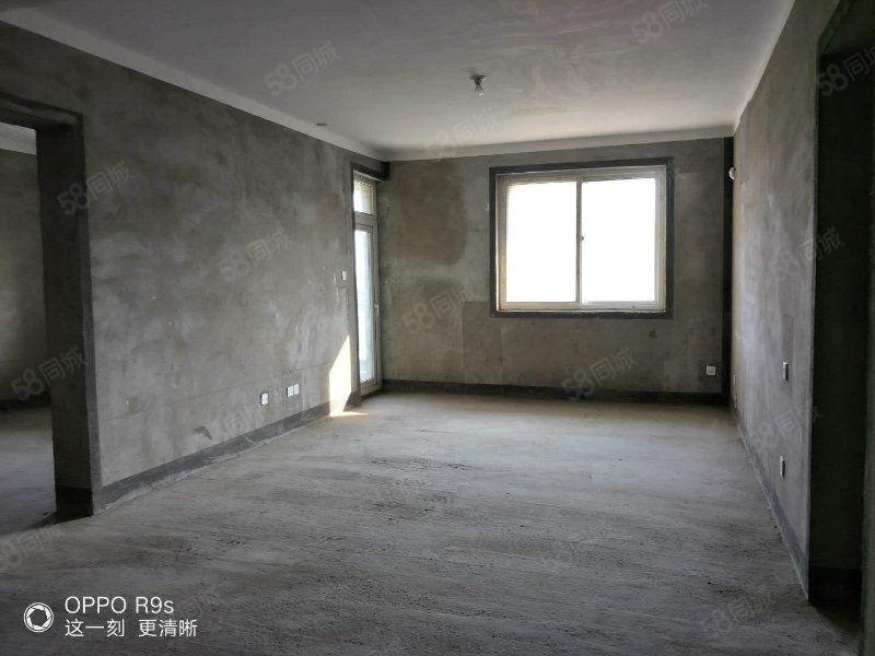 联盟新城4室2厅2卫电梯3楼毛坯房有证可按揭