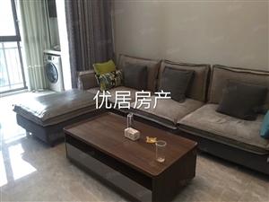 名宿华府精装三室家具都是全屋定制婚房未住看房方便