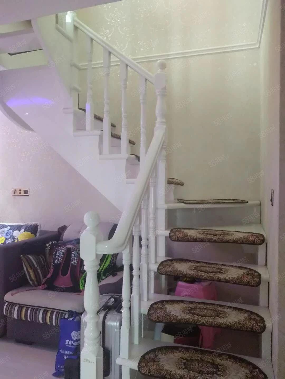 安居复式洋房私人重金装修安居居家优选房房东遇事急售
