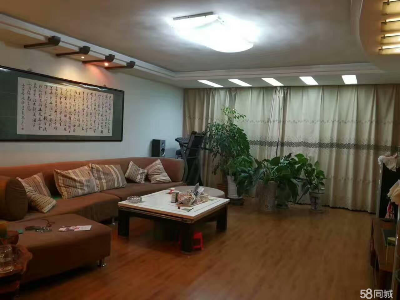 新城广厦家园2楼4室2厅2卫168平超低价65,8万急
