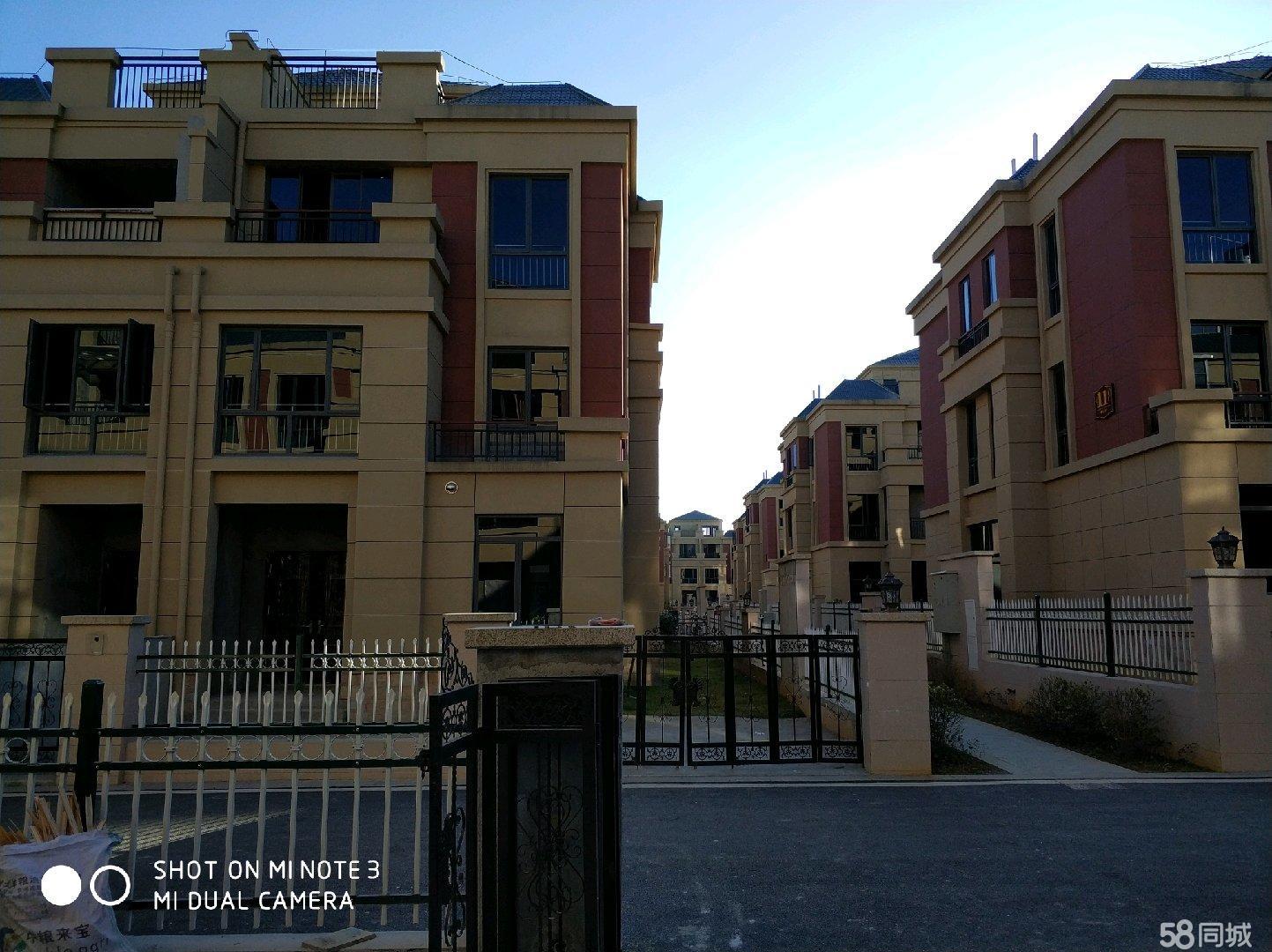 凯龙城一期联排端头12-6号5室2厅5卫