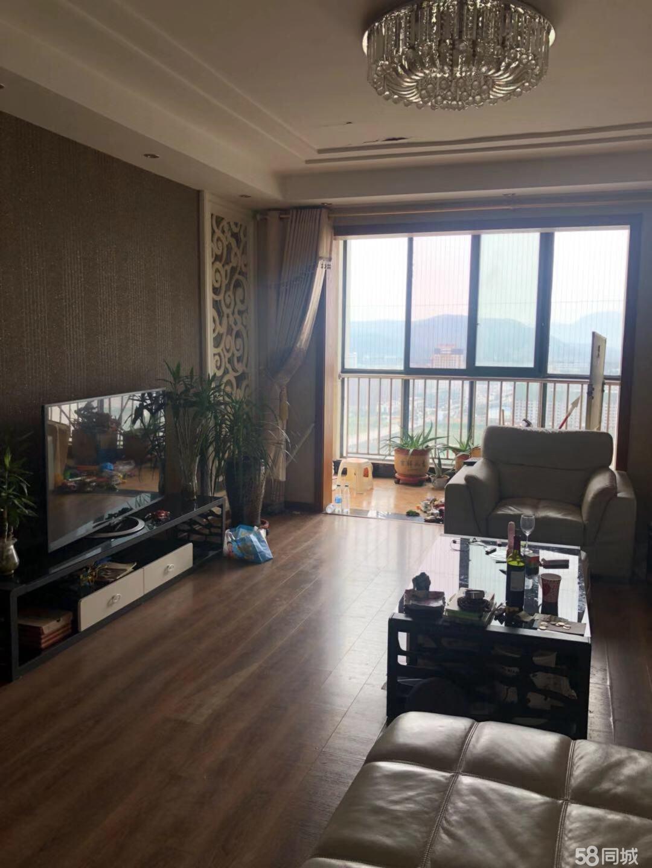 滨河小区26楼,中央空调,南北通透视野开阔,正宗的观景房!