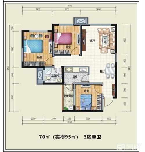 锻炼房屋图片3