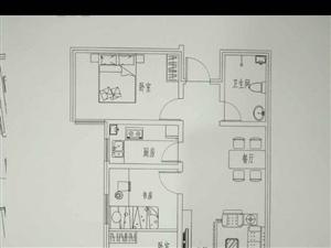 岸芷汀兰3室2厅1卫可贷款24万