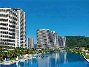 中国马尔代夫一线海景房不限购包出租租金抵月供