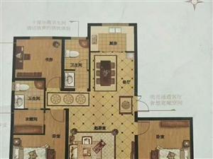 隆兴华府3室2厅1卫