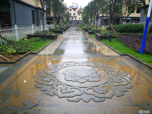 紫金苑小区联排别墅