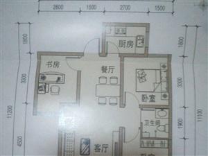 中悦君庭3室2厅1卫