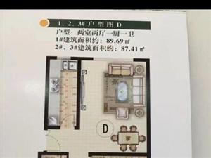 常青藤2室2厅1卫