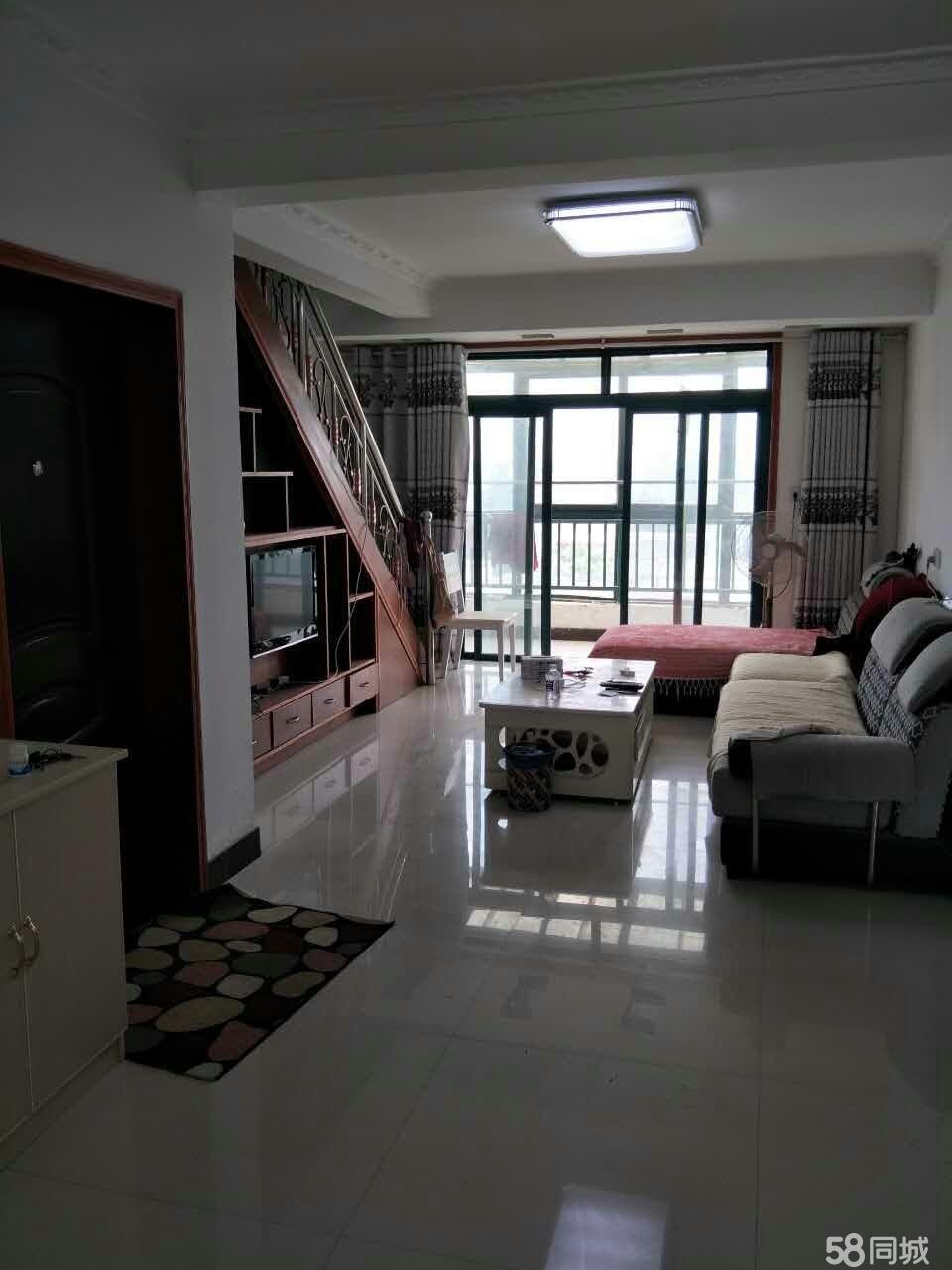 上蔡东城国际2室2厅1卫94平米