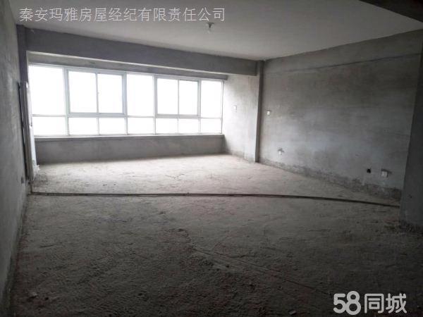 秦安青花苑3室2厅1卫127.3�O黄金楼层