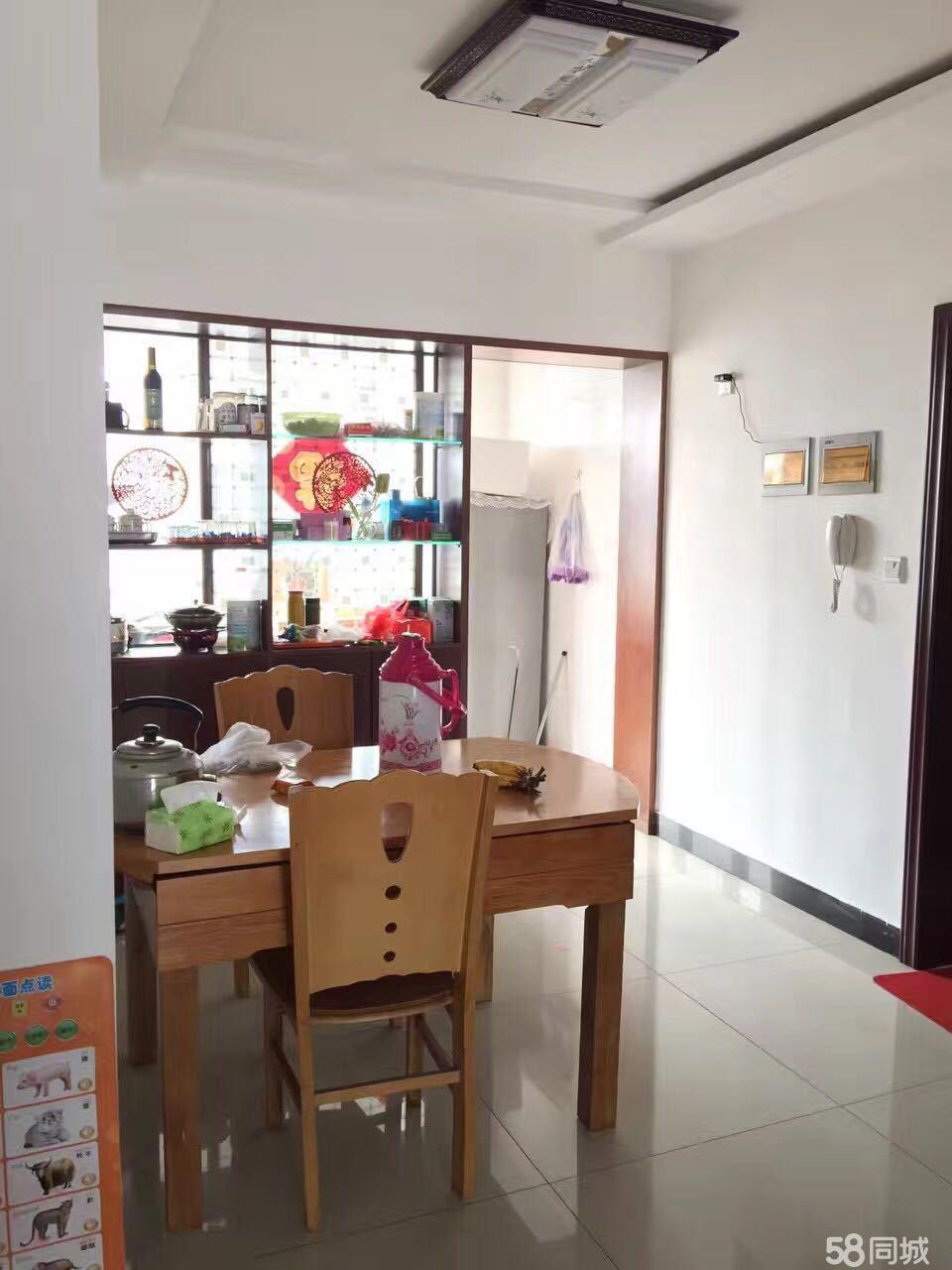 学区房安宁丽景3室2厅交通方便好停车精装修送阁楼空间大