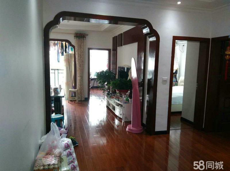 碧江二中龙城御景3室2厅110平米精装修