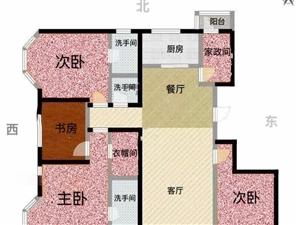桥西达活泉公园燕云台4室2厅3卫188平米