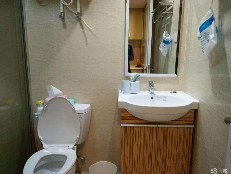 万达旁东湖御景精装两房1900独门独户设备齐全拎包入住2室2厅1卫