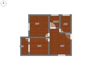 轴承厂家属区2室1厅1卫