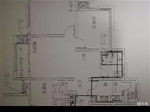 崂山汽车东站百仕凯旋城2室2厅1卫92平米